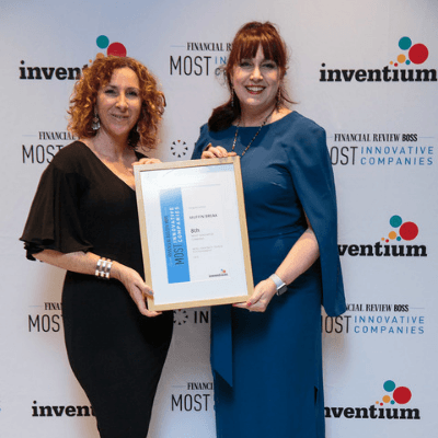Muffin Break wins AFR sustainability award