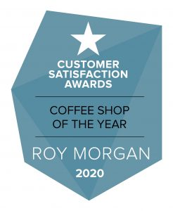 Coffee Shop of the Year 2020