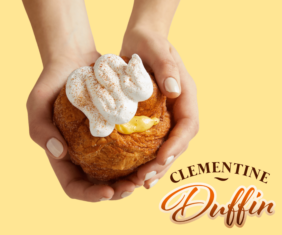 The all new Clementine Duffin